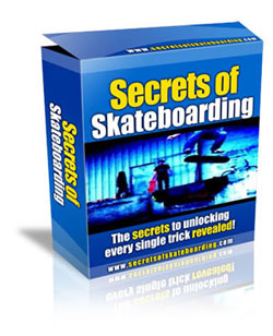Secrets of Stakeboarding