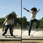 Ollie made easy with Skateboard Trick Tips