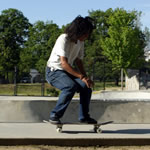 Learn how to ollie with stakeboard Trick Tips